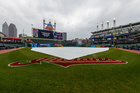 Indians game against Blue Jays postponed
