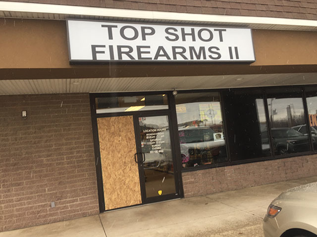 ATF, Firearms Industry offer reward in Streetsboro gun store burglary