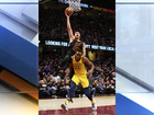 Cavaliers hold off Pacers to even series