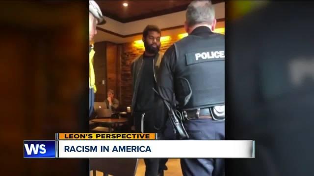 Leon Bibb on racism in America