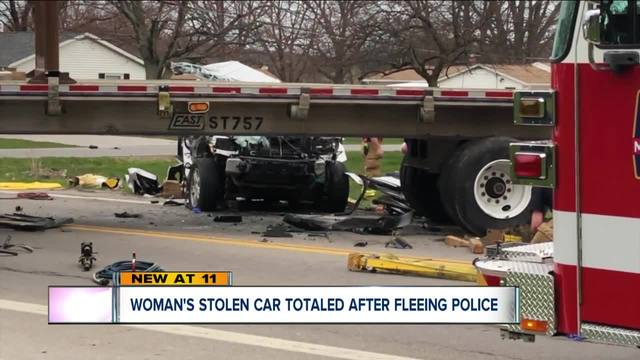 Mother whose SUV was totaled in gnarly Mentor crash says her life has…