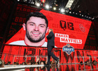 Mayfield: Taylor is starter, I am here to help