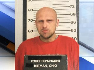 Stranger asleep in Rittman home startles couple