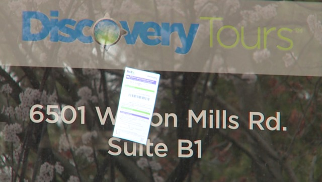 Public agencies seek information on Discovery Tours' cancellations