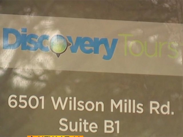 Discovery Tours files for bankruptcy owing money to 5600 people