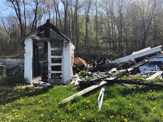 Arsonist causes lasting struggle for church