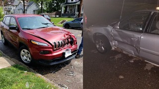 Canton residents frustrated by hit-skip drivers