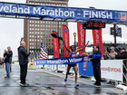 CLE marathon winner under review