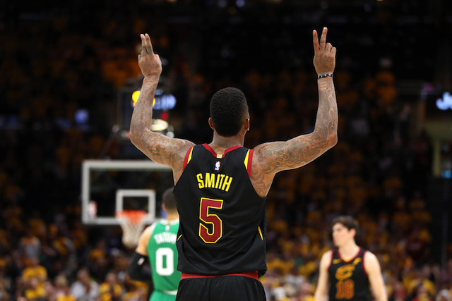 Playoff blog: Cavs head back to the Q, down 3-2
