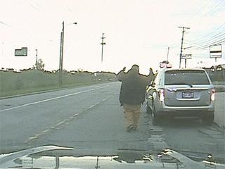 Misunderstandings lead to tense traffic stops