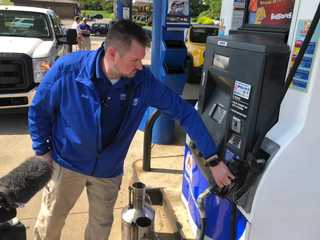 A gas pump scam? Nope. Here's the real story...