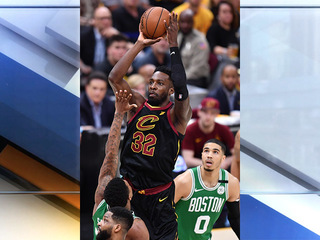 Jeff Green to start with Kevin Love out Game 7