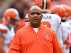 Browns set to face former coach, Bengals