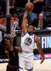 PHOTO GALLERY: Game 3 of the NBA Finals