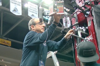 Photog returns to CLE to shoot 36th NBA Finals