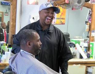 Cavs talk from the barber shop