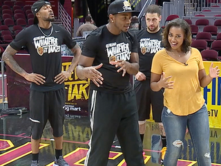 Getting to know the Cavs' Scream Team