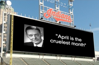How this April hurt the Tribe