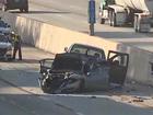 38-year-old man dies in crash on I-77