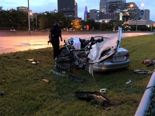 CLE PD: Woman killed in wrong way crash
