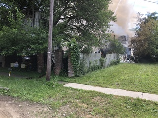 Two separate fires erupt in Northeast Ohio