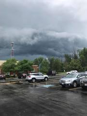 PHOTOS: Storms across NE OH create ominous skies
