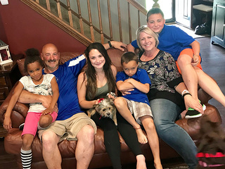 Akron family talks about why they foster kids