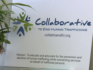 Hue Jackson helps survivors of human trafficking