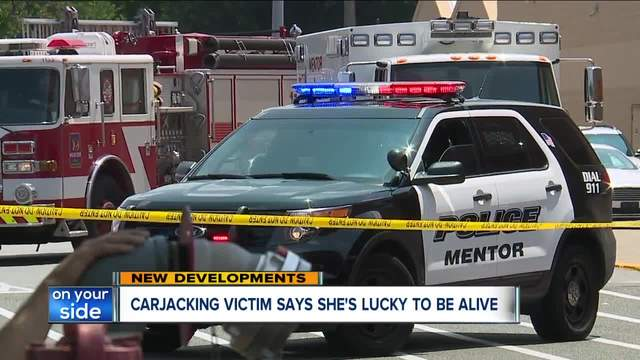 -It-s sinking in for me that I could have died-- victim of Mentor crime…