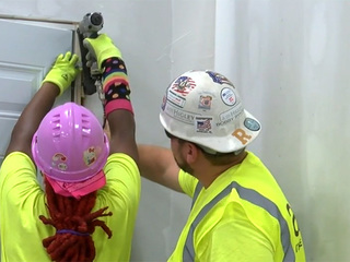 Local company hiring women in construction