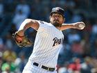 Tribe trades for Padres' Brad Hand, Adam Cimber