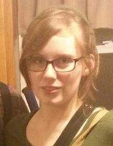 Christina Scates, CSU student majoring in biology.
