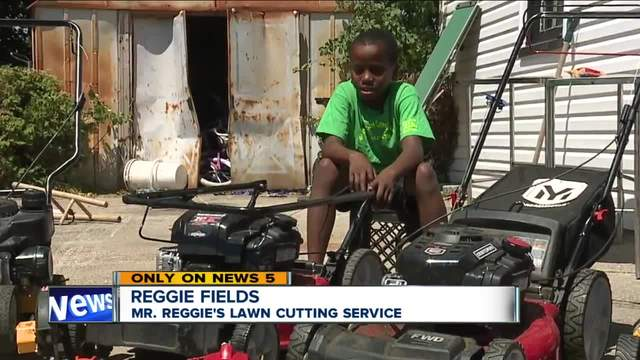 12-year-old lawn-mowing entrepreneur from viral story has big plans for…
