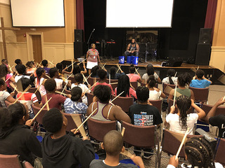 Music with message to combat child suicide