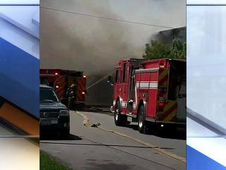 2 Mansfield firefighters injured on the job