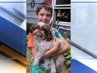 Boy's actions save house, dog from fire in Kent