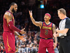 Isaiah Thomas mocks Cleveland, then apologizes