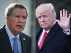 Kasich claps back at Trump on Twitter