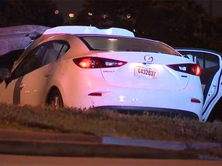 2 in custody after carjacking, chase, crash