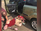 2 arrested after OD'ing, leaving baby in hot car