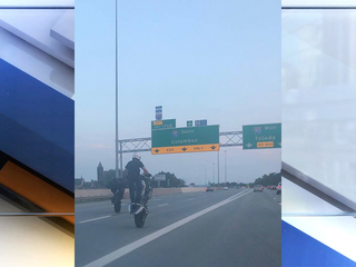 Dirt bikes, ATVs seen zooming around CLE...again