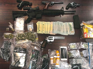 Father and son arrested in drug raids in Lorain