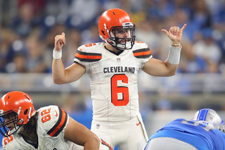 ESPN: Browns to name Mayfield starter on Monday
