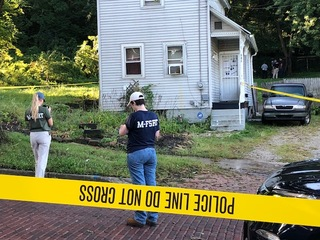 Human remains found at missing woman's home