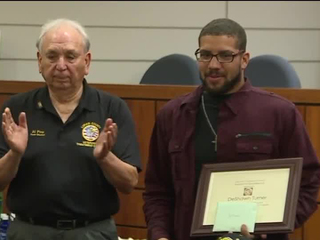 Persistent local Army vet earns back his freedom