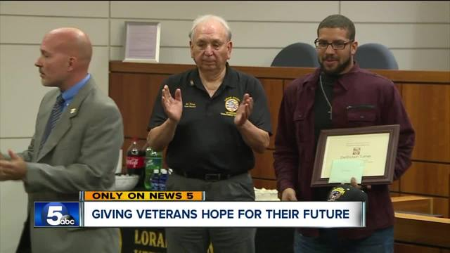 Through perseverance- local Army vet earns back the freedom he fought for