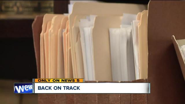 Medina County-s Back on Track Program