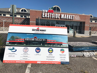 East Side Market project jump-started