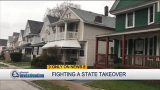 East Cleveland schools fight state takeover