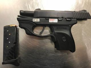 TSA finds loaded gun in bag